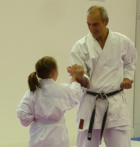 Karate for girls and boys in Winnipeg