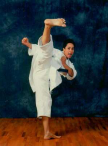 Sensei Maureen Woon-a-tai, 7th Dan